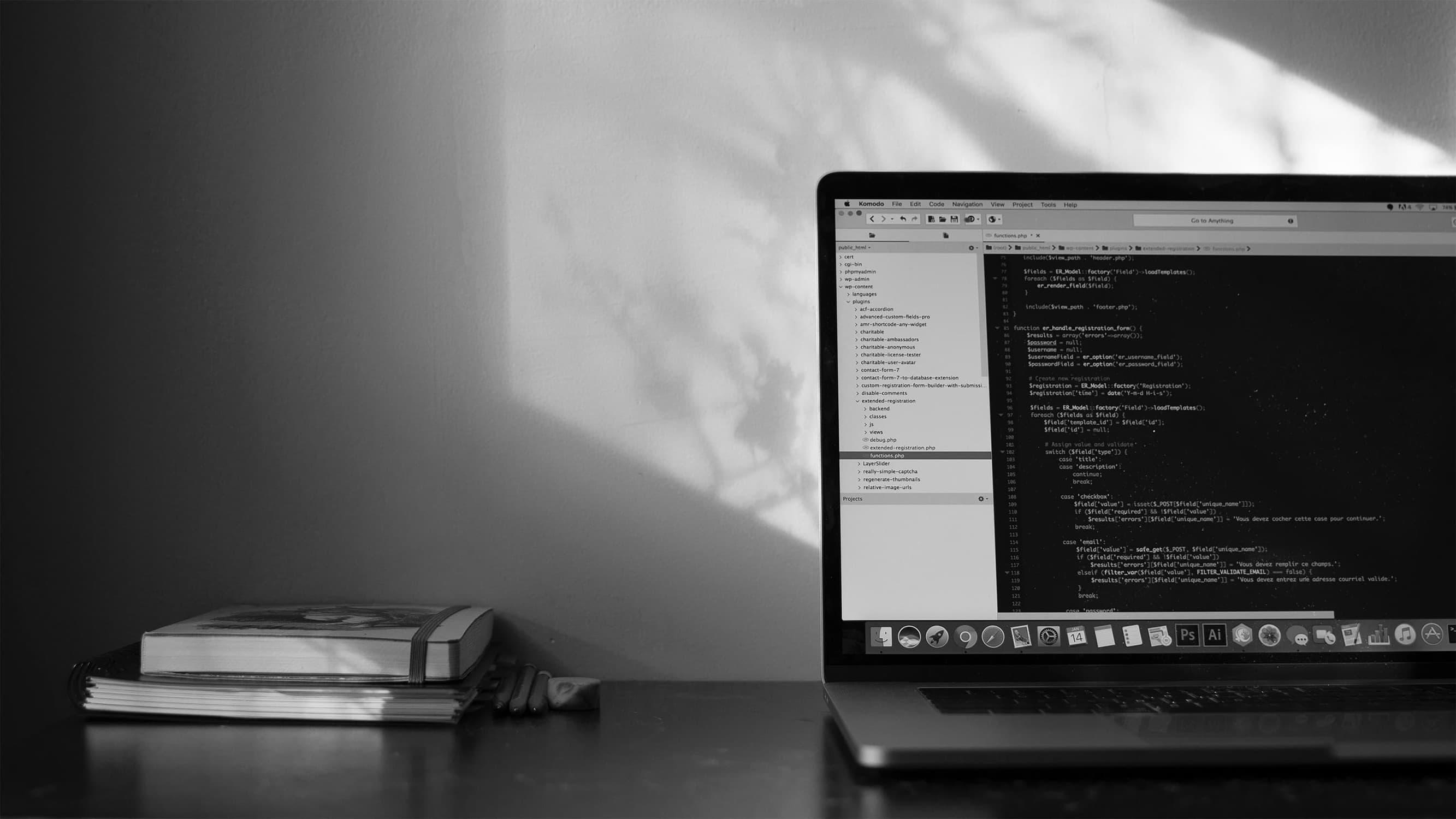 Digveln web development