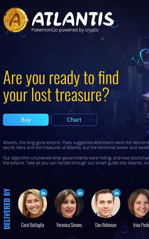 Screenshot Atlantis